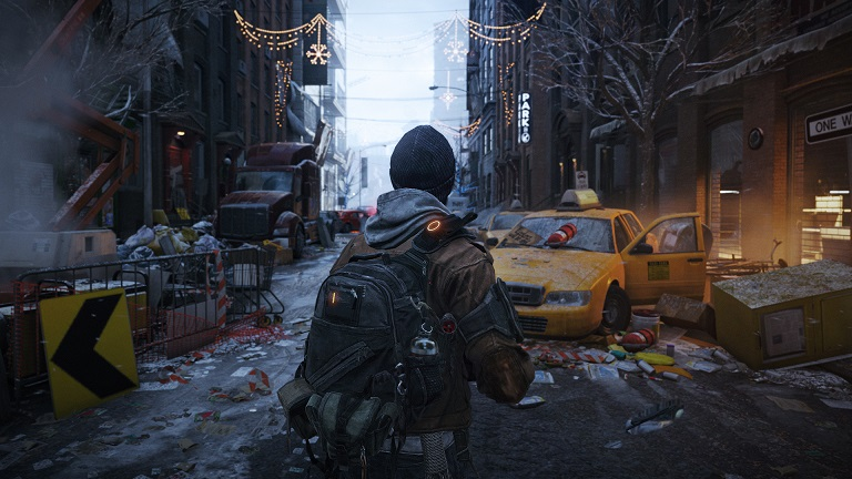 Tom Clancy's The Division</br>